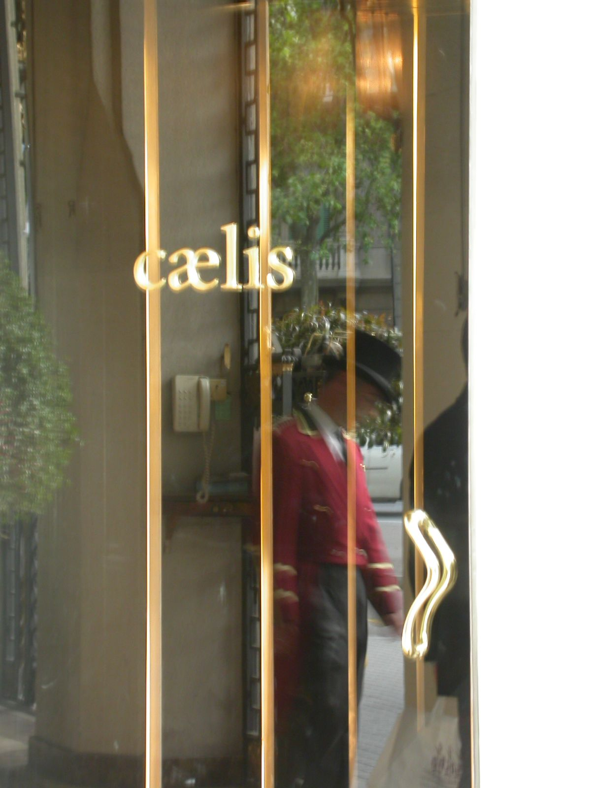 CAELIS _ Michelin starred restaurant _ Hotel Ritz Barcelona _ Stefano Colli & Eugenio Martínez Fons