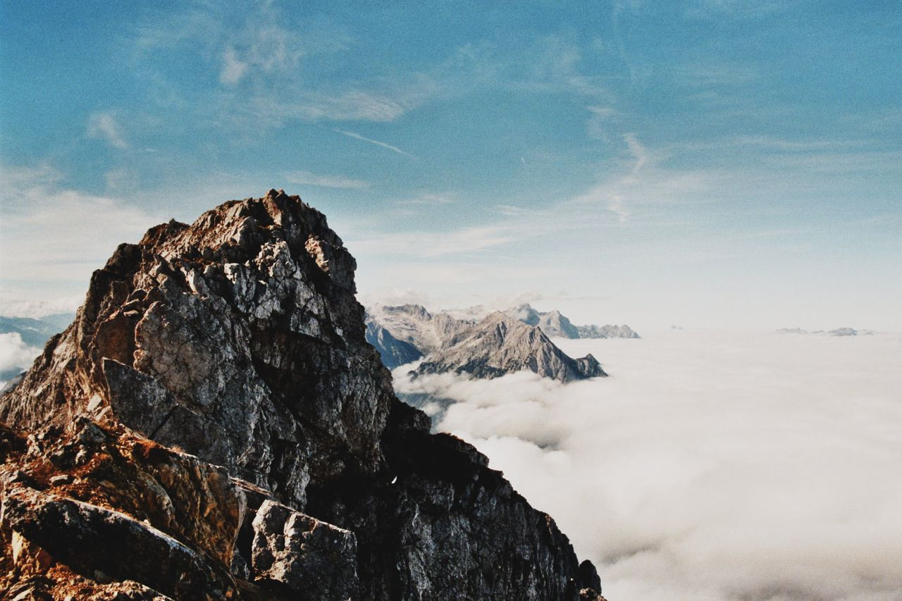 above the clouds - nicola odemann | Above the clouds ...