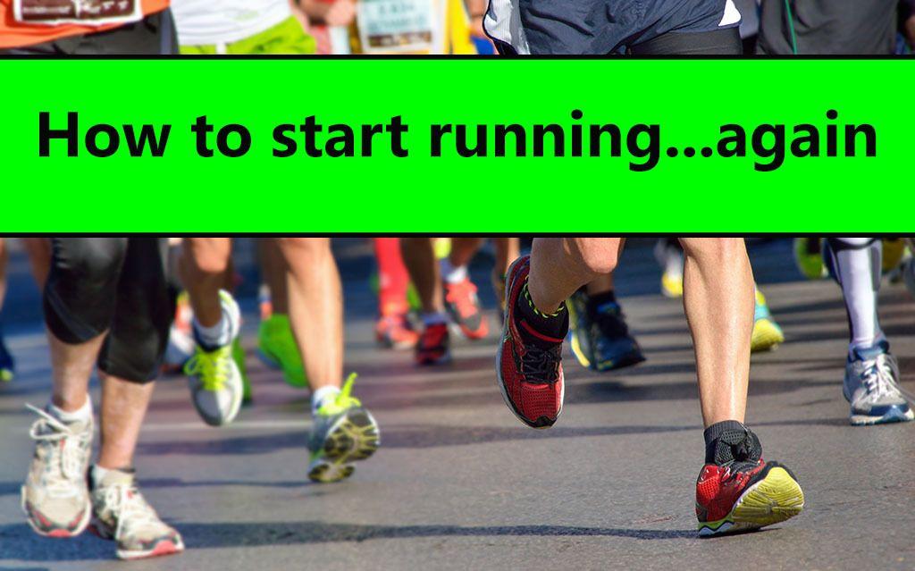 How To Start Running Again How to start running, Sports