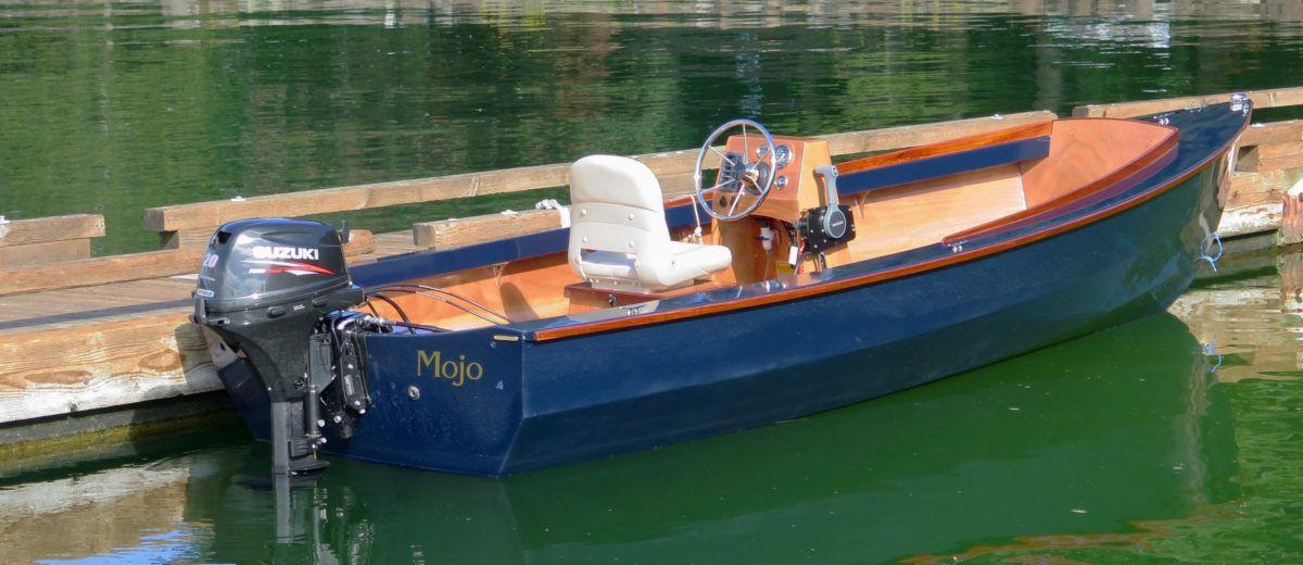 MOJO – Small Boats Magazine