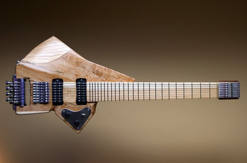 Rick Toone Javier Reyes Handmade Guitar Guitar Jazz Guitar