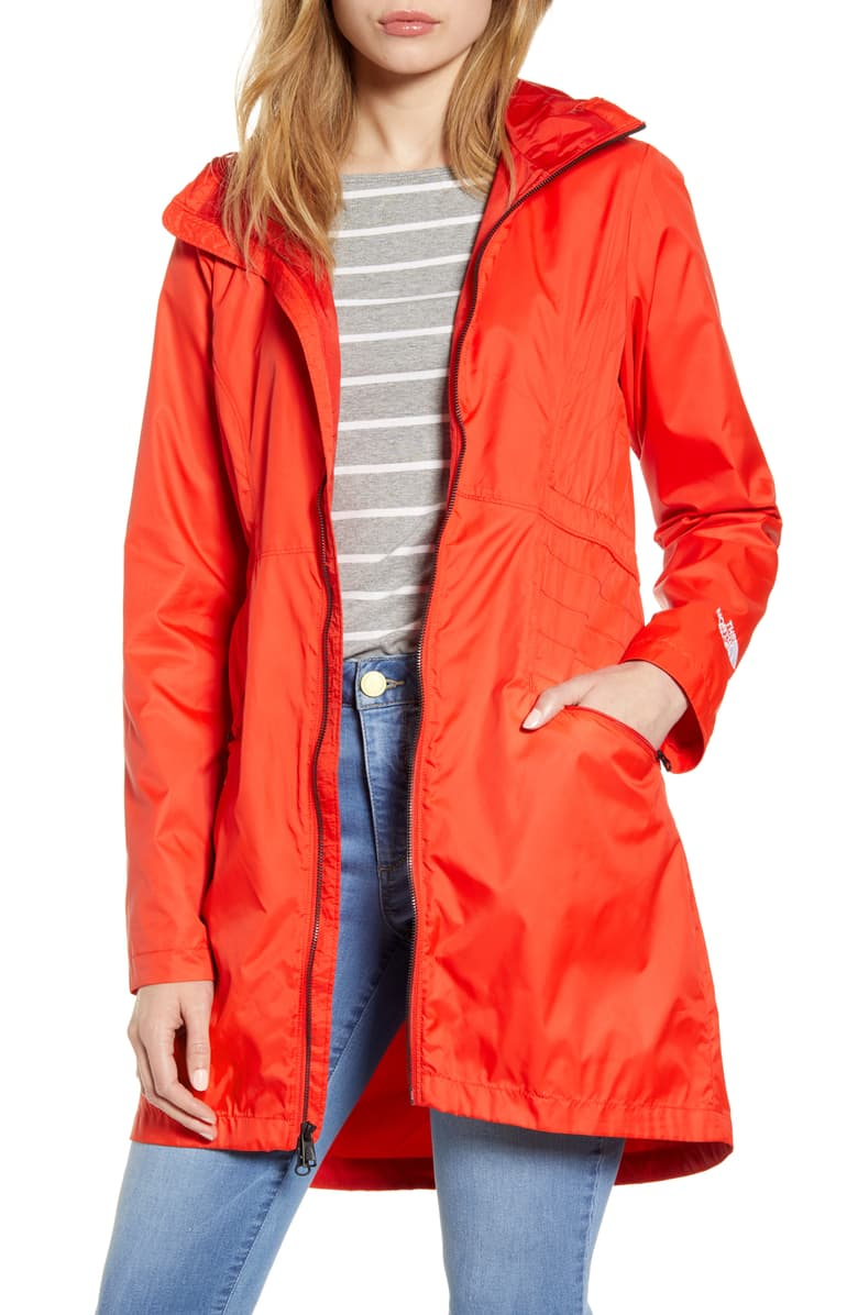The North Face Rissy 2 Hooded Water Repellent Raincoat Nordstrom Raincoat Wind Resistant Jacket Water Repellent [ 1196 x 780 Pixel ]