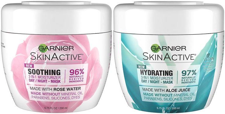 Garnier Skin Skinactive Soothing 3 In 1 Face Moisturizer And Darkestville Castle Musings Of A Muse Face Moisturizer Healthy Skin Cream Oily Skin Care