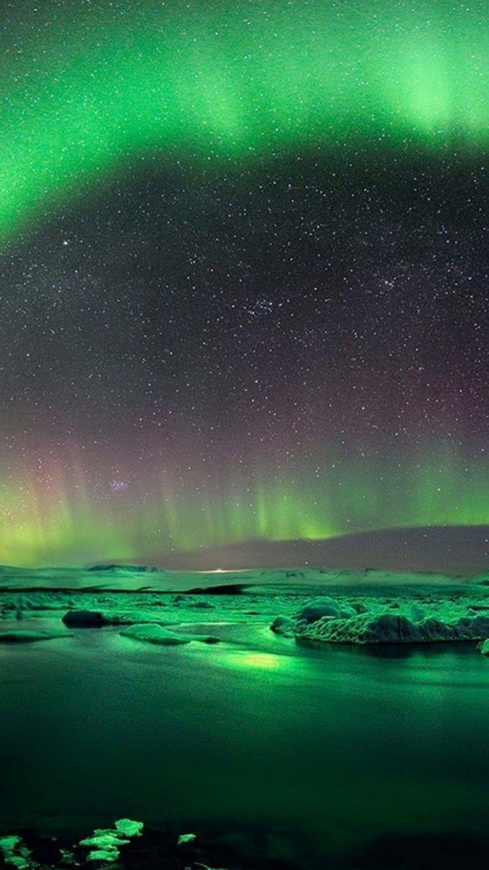 Aurora iPhone 8 Wallpaper With highresolution 1080X1920