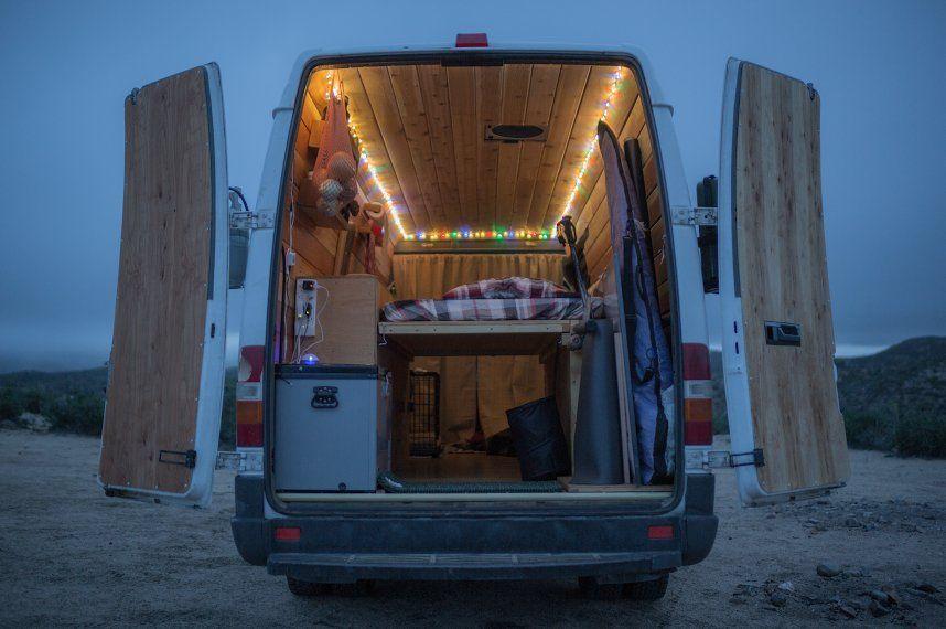 Just In The Best Surf Van Ever Built