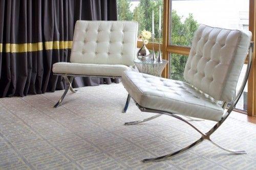 Barcelona   designer Ludwig Mies van der Rohe