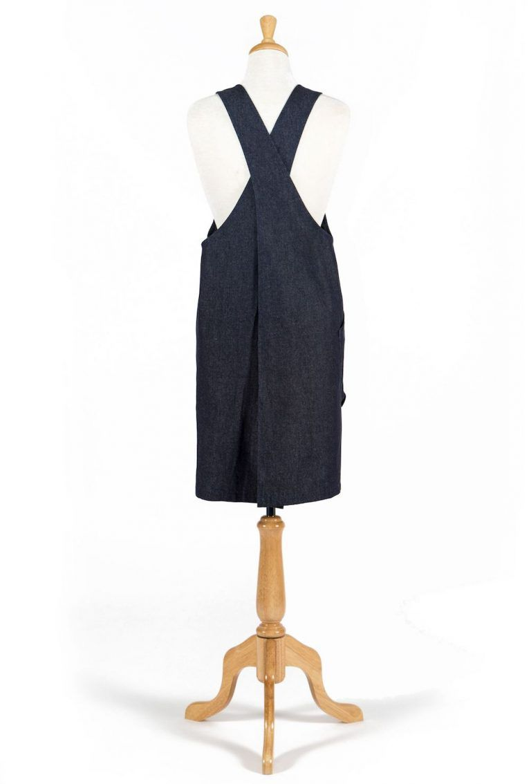 d50c0e61d2 love this pinafore apron with crossover back handmade in Yorkshire by  Stitch Society. Click through for my other favourite pinafore aprons to love  a ...