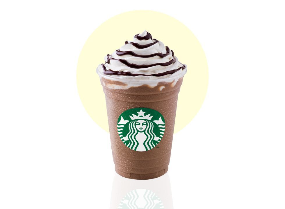 The Top 10 Starbucks Frappuccinos