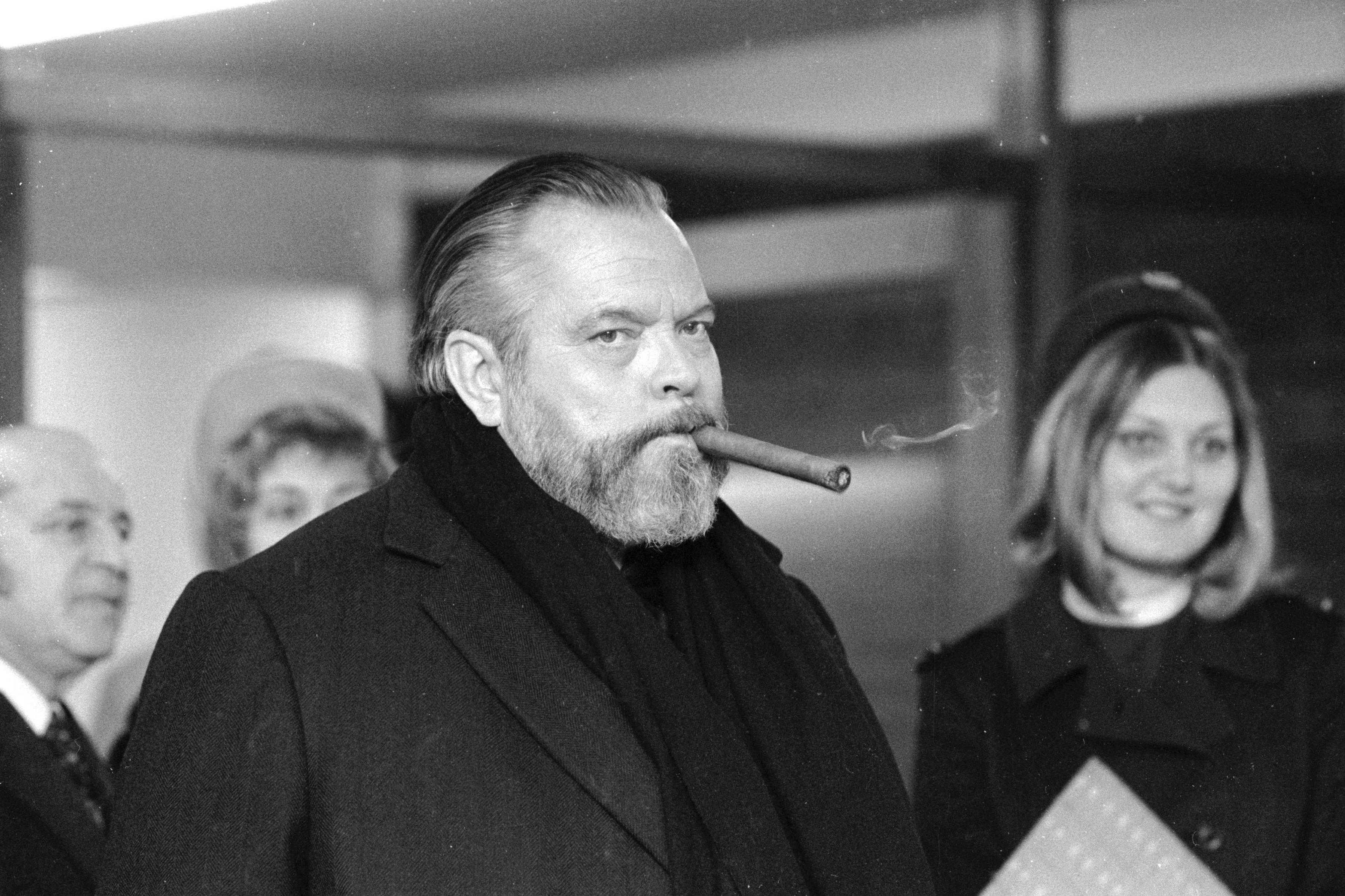 Orson Welles 1972