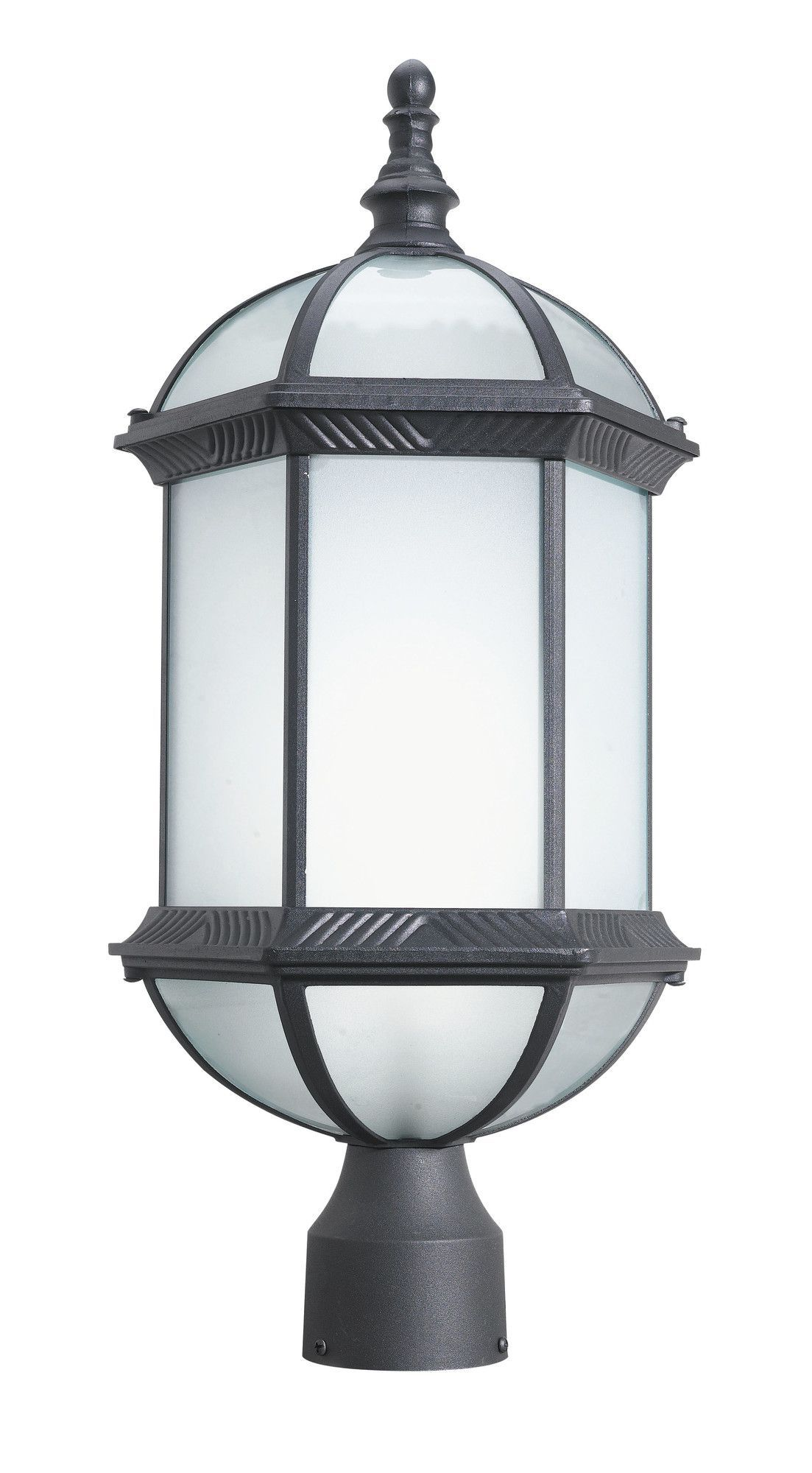 Glenwood Outdoor 1-Light Lantern Head
