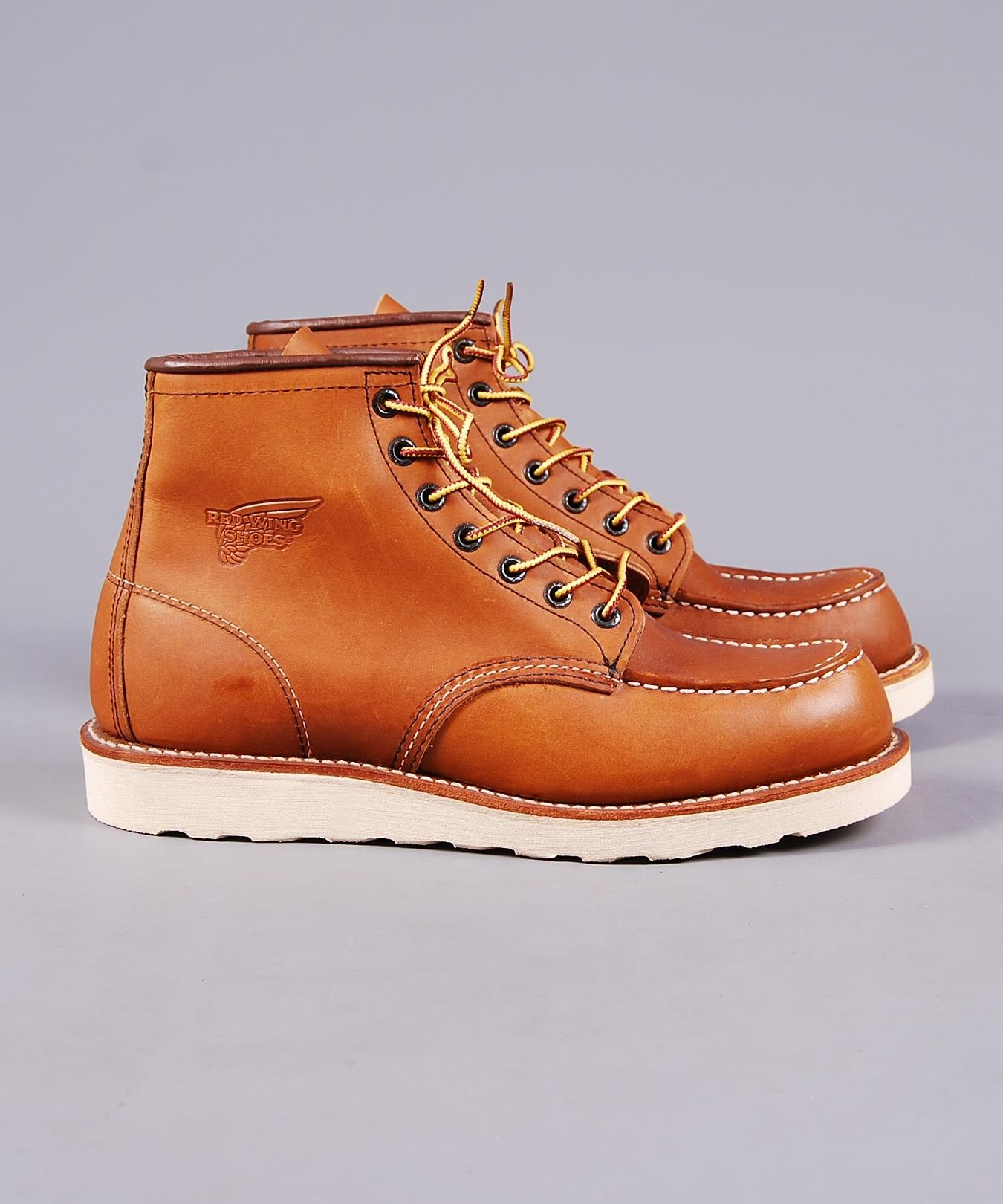 Classic Moc Boot by Red Wing | Wings, Classic and Boots
