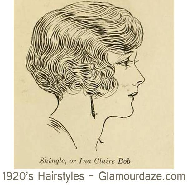Fabulous 1920S Hairstyles Horizontal Tapered Bob 12 Classic Bob Cuts Hairstyle Inspiration Daily Dogsangcom