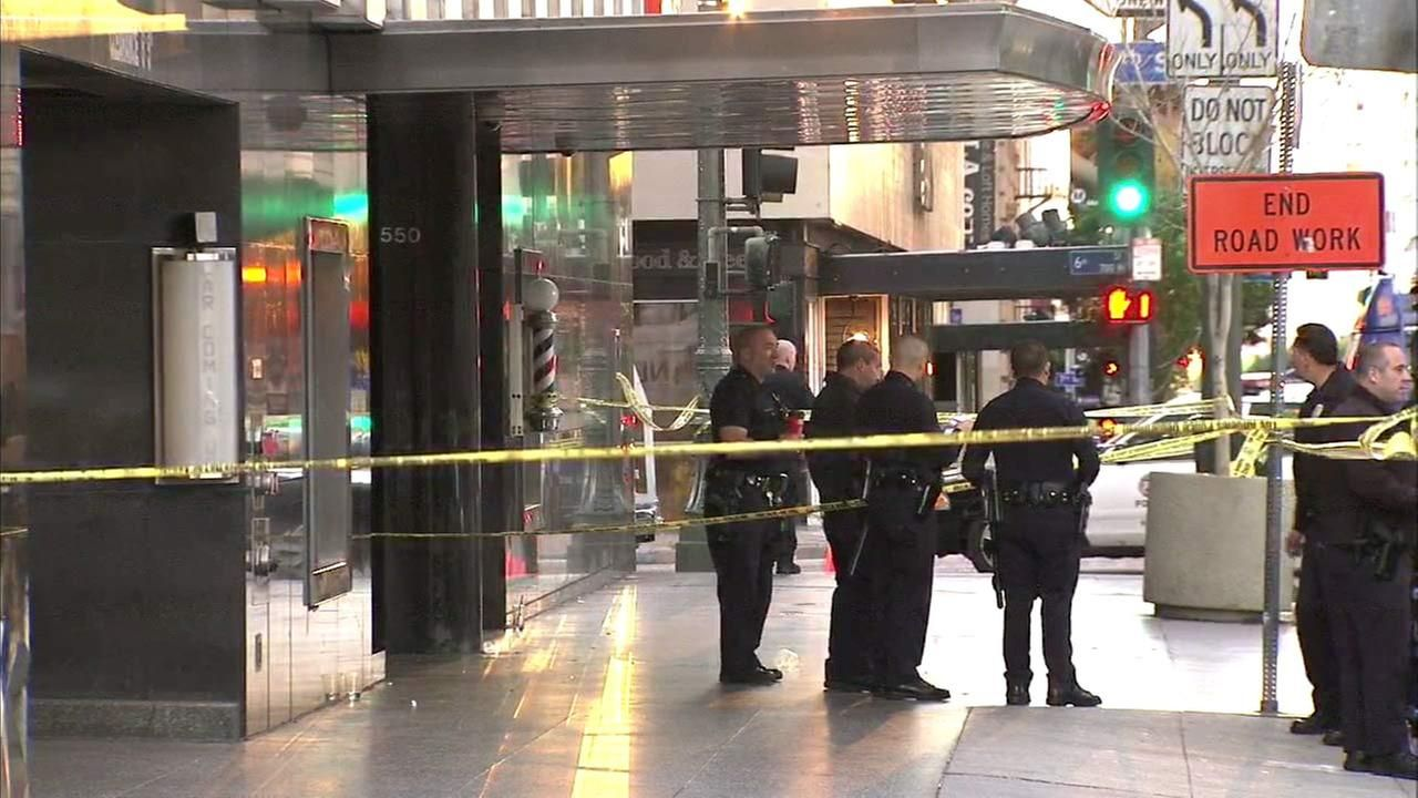 Shooting In La Hotel After Fight Breaks Out Having To Do With Entrance To A Birthday Party Sighh Standard Hotel Downtown Los Angeles Hotel