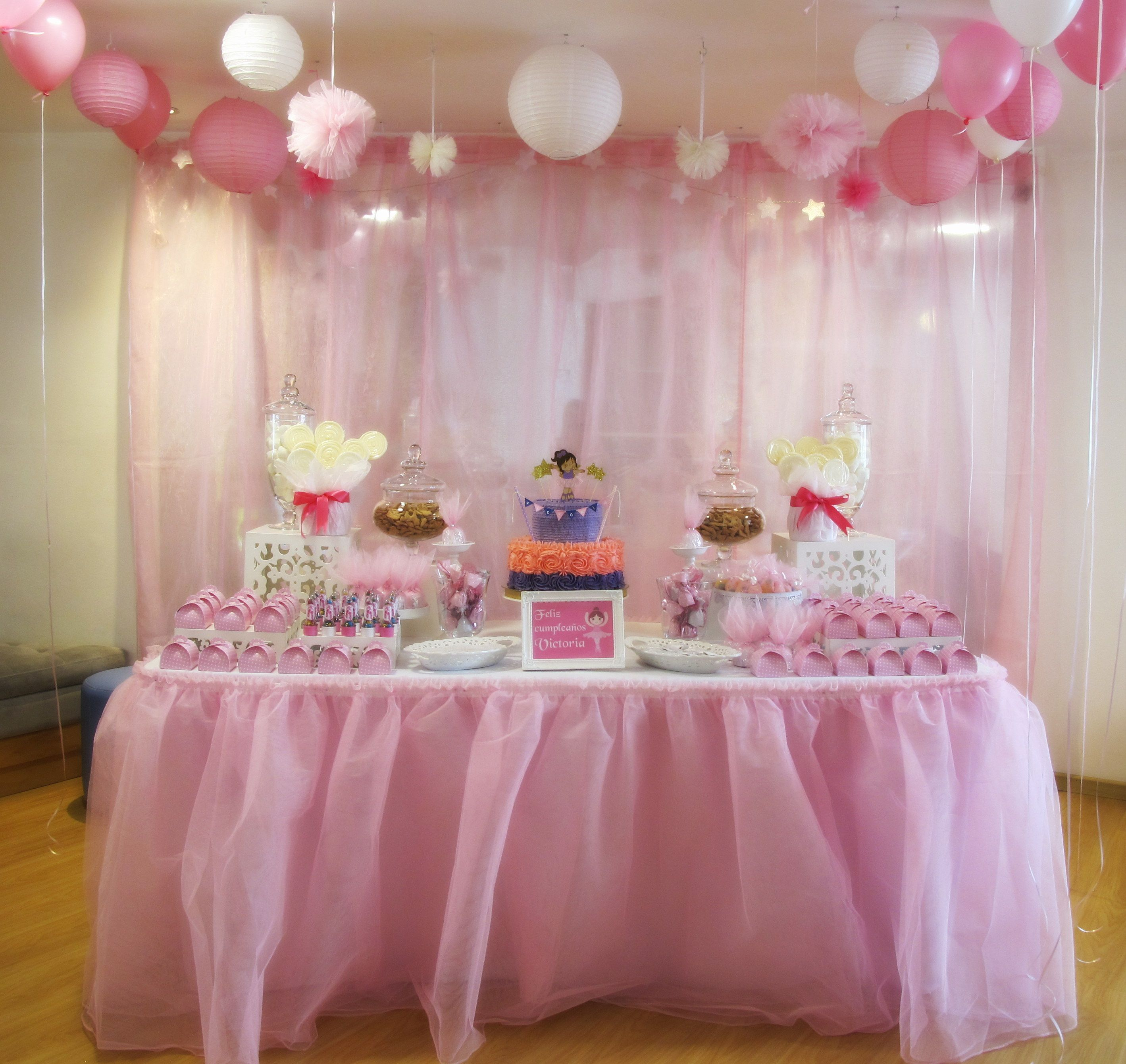 Dessert Tables, Ballet, Theme Parties, Centerpieces, Mesas, Dance Ballet, Ballet