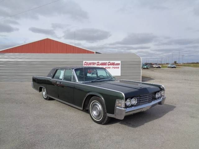 1965 Lincoln Continental For Sale 2027375 Hemmings Motor News
