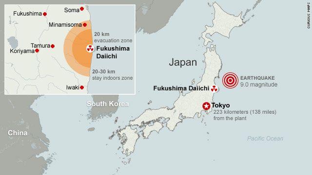 fukushima earthquake map google search red 72 influences