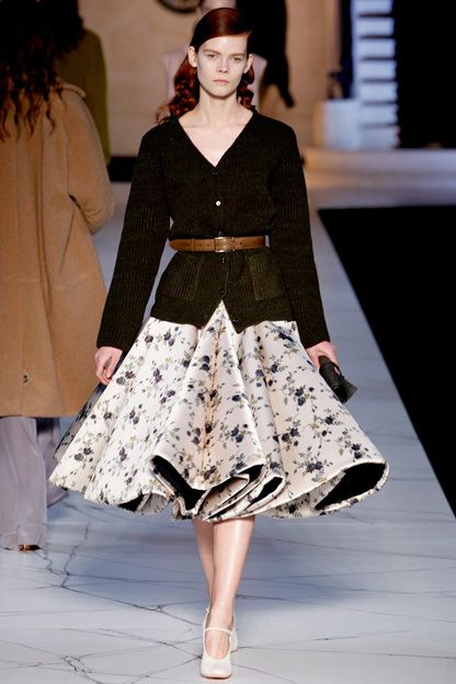 Style.com's Guide To The Fall 2013 Trends - Rochas