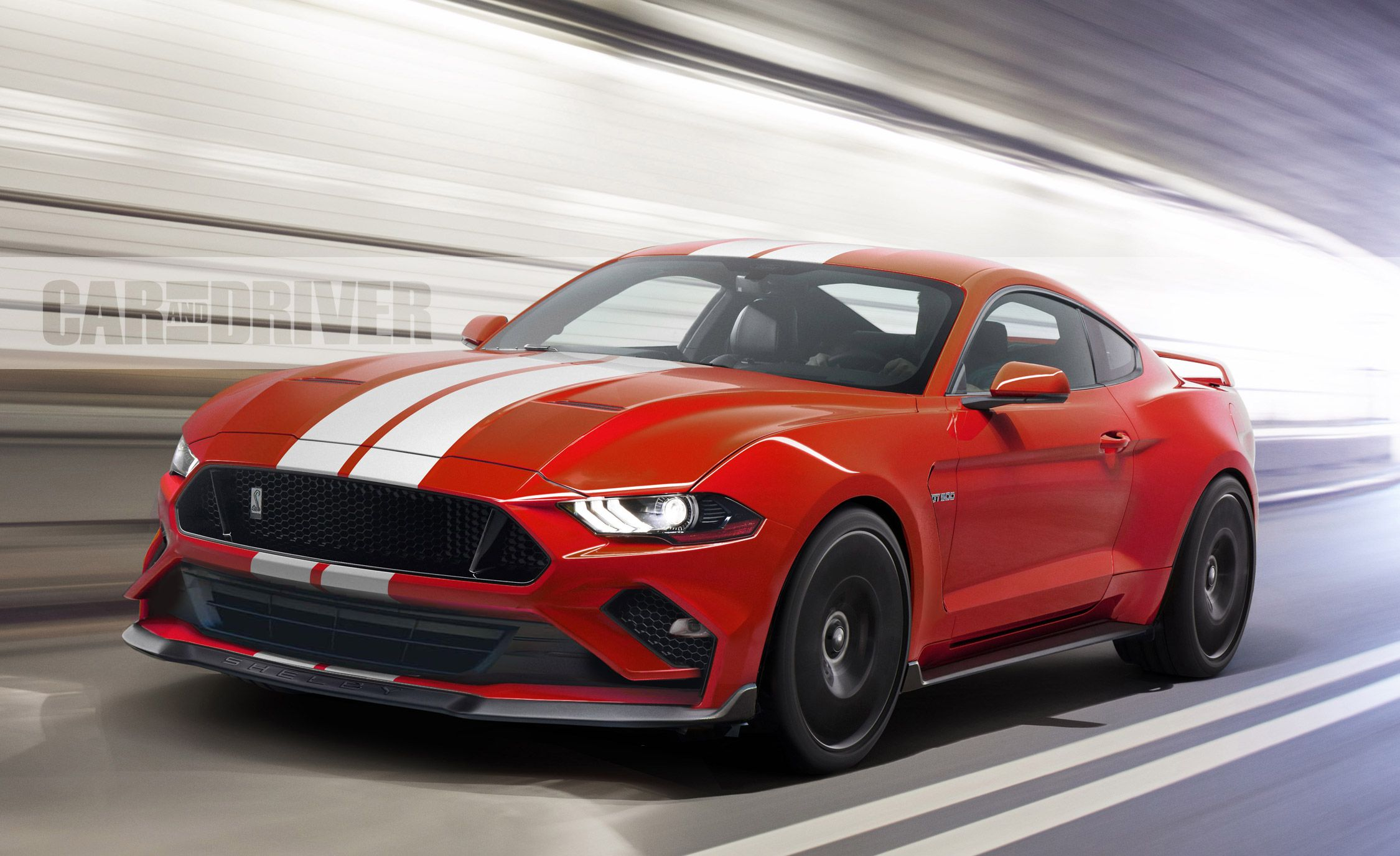 2018 Ford Mustang Shelby Gt500 A Legend Reborn Again Ford