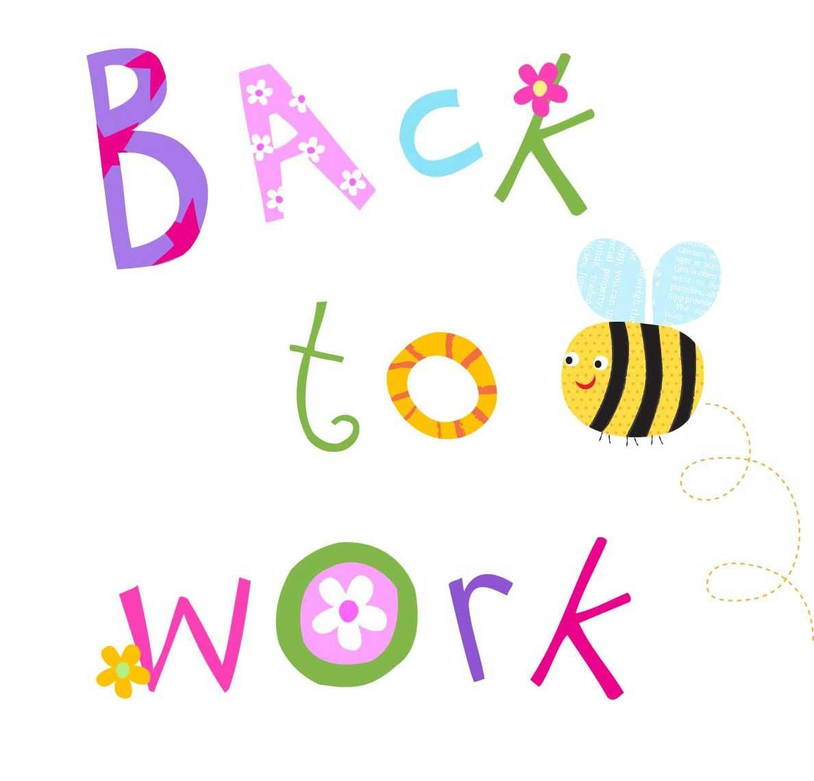 Back To Work After Extended Weekend And Eid Holidays Back To Work Quotes Back To Work Work Quotes