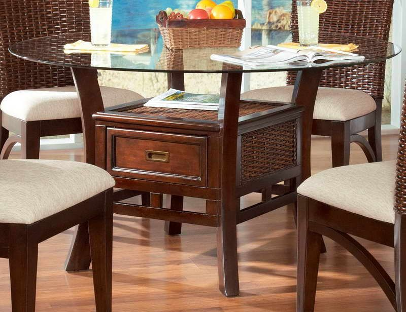 A Set of Cheap Dining Room Table: Glass Circle Cheap Dining Room Table ~ Furniture Inspiration