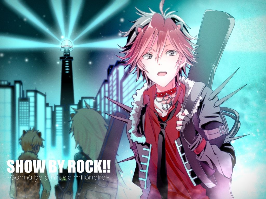 show by rock crow | , Show by Rock!!, Yaiba (Show by Rock!!), Aion (Show by Rock!!), Crow ...