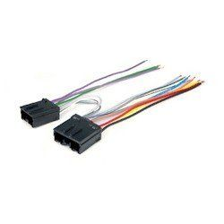 Car Stereo Connector Replacement Radio Wiring Harness for 2004 Dodge Ram 1500 ST Standard Cab Pickup 2-Door 5.7L