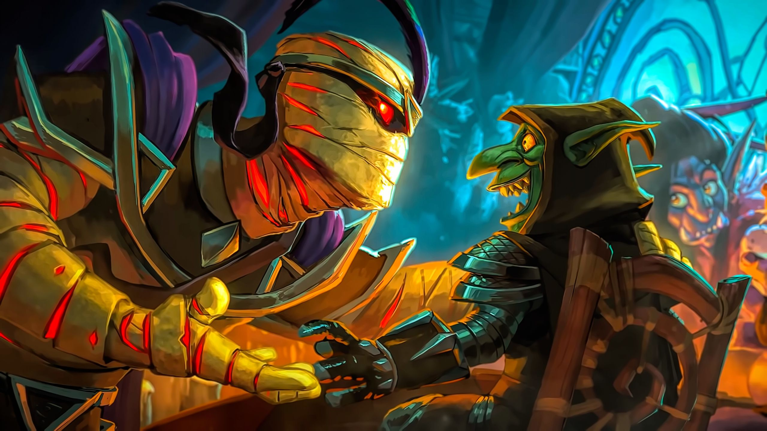Hearthstone all rise of shadows cards revealed so far