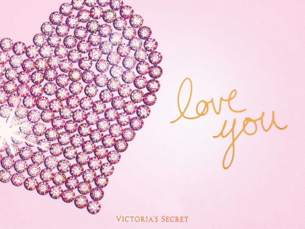Victoria Secret Love Pink Background | wallpapers for ...