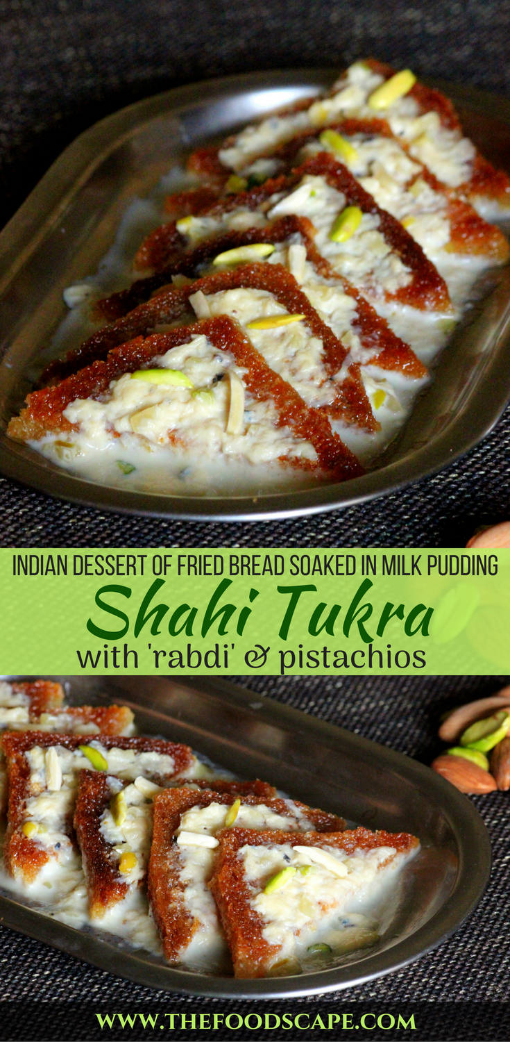 Shahi Tukra | Desserts | Indian dessert recipes, Indian food