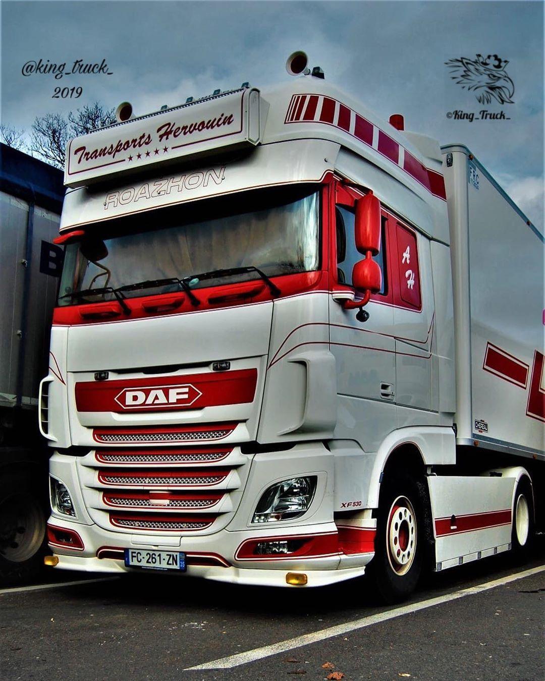 Scania King Of The Road On Instagram Transports Hervouin Buenas Noches Daf Xf 530 Dafxf Dafxf5 Transportation Buena Instagram