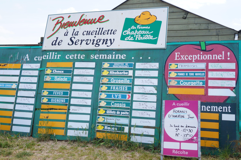 photos officielles pas de taxe de vente choisir véritable Un après-midi à la Cueillette de Servigny (77) | Lauralou