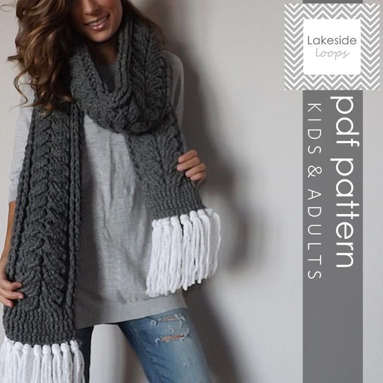 10 Free Mitten Patterns To Knit Crochet Scarfs Cable And Scarves