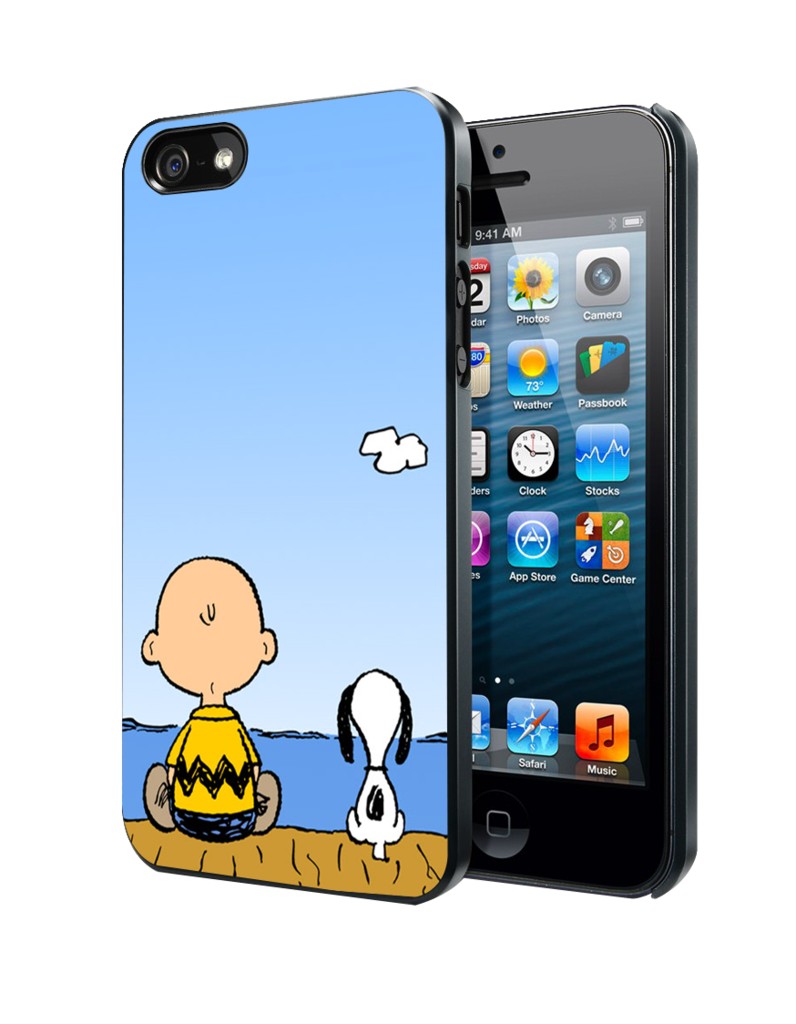 buy popular 88bc6 5dc6d Snoopy And Charlie Brown Samsung Galaxy S3 S4 S5 Note 3 Case, Iphone ...