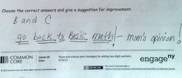 This Mom Obliterates Bizarre Common Core Math Question The Daily