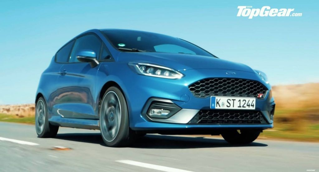 New Ford Fiesta St Is Better But Not As Sharp As Its Predecessor