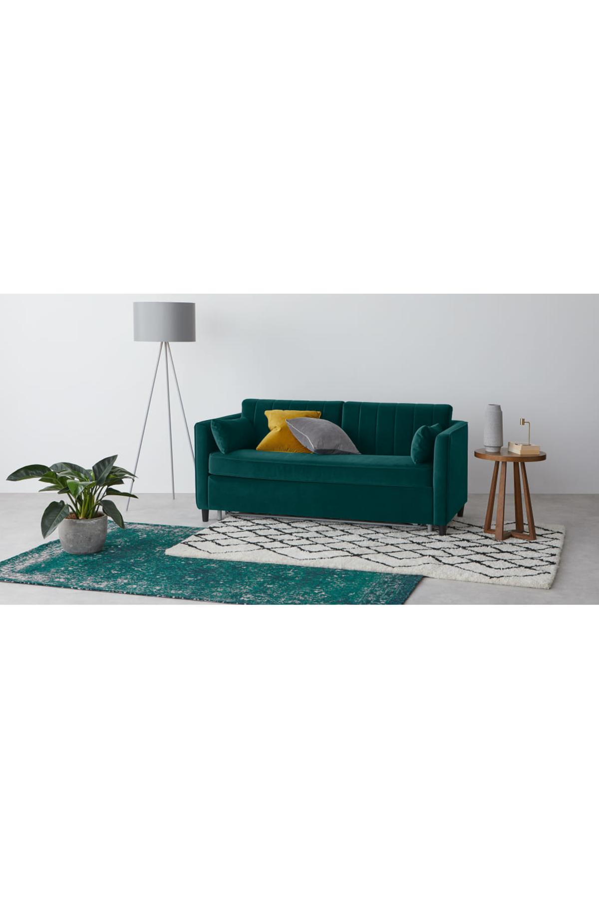 Super Barrow Sofa Bed Seafoam Blue Velvet In 2019 Sofa Sofa Cjindustries Chair Design For Home Cjindustriesco