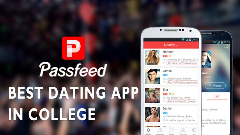 Passfeed – Find Like-minded College girls and boys