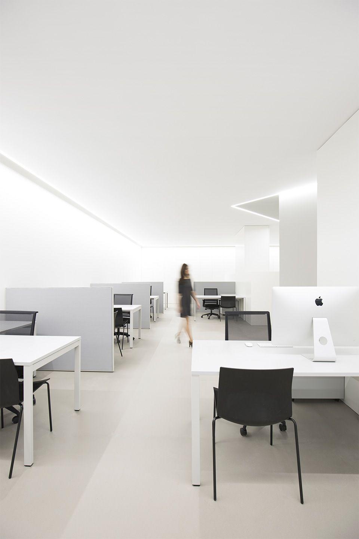 ARV Offices. Oficinas ARV. Fran Silvestre Arquitectos ...
