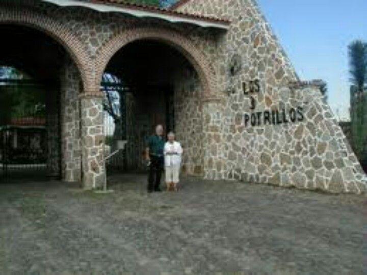 Los tres potrillos guadalajara Vicente Fernandez Rancho
