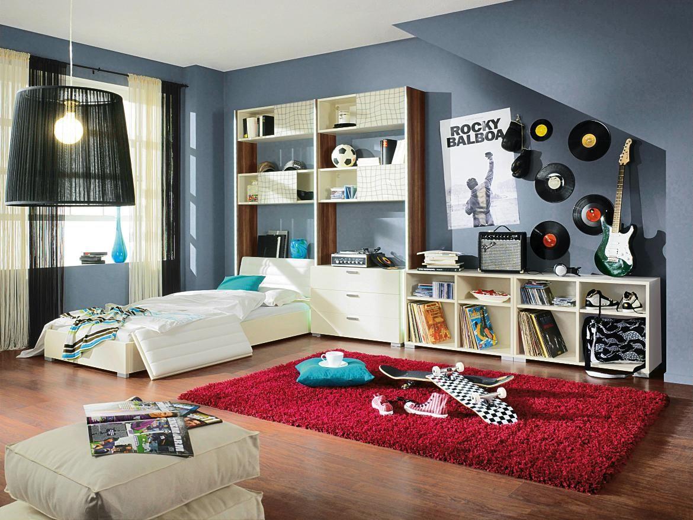 trendiges jugendzimmer mit tollen gestaltungsm glichkeiten von novel kinder und jugendzimmer. Black Bedroom Furniture Sets. Home Design Ideas