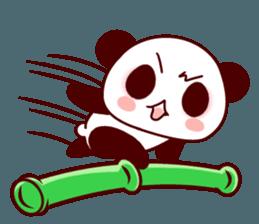 Lover Is Full Of Panda Sticker 8721438 Kawaii Stickers Stickers Panda Love
