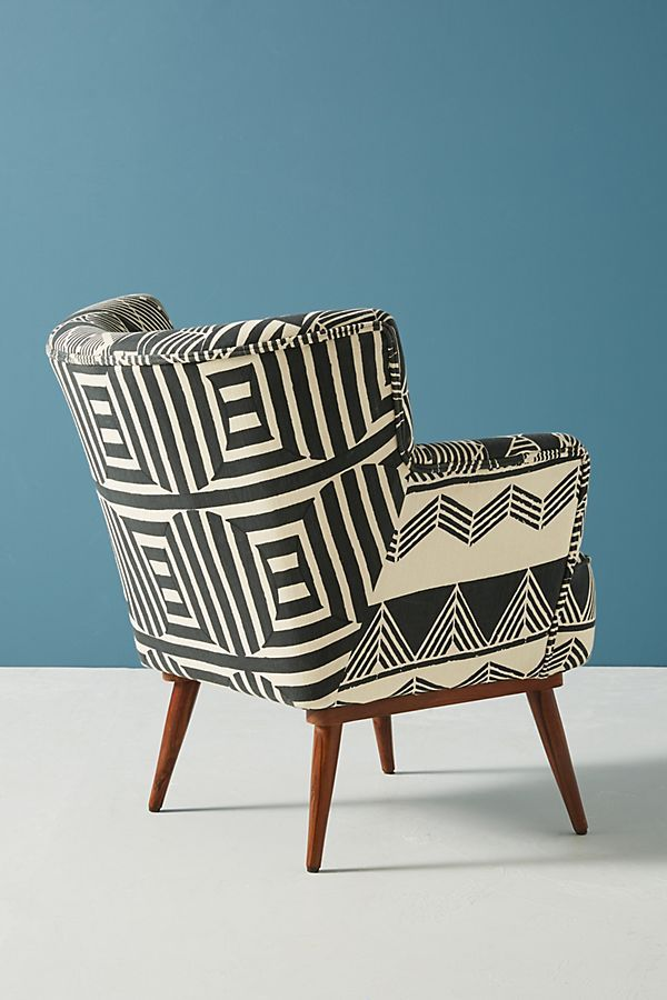 Best Ulla Petite Accent Armchair By Anthropologie In Black Size 640 x 480