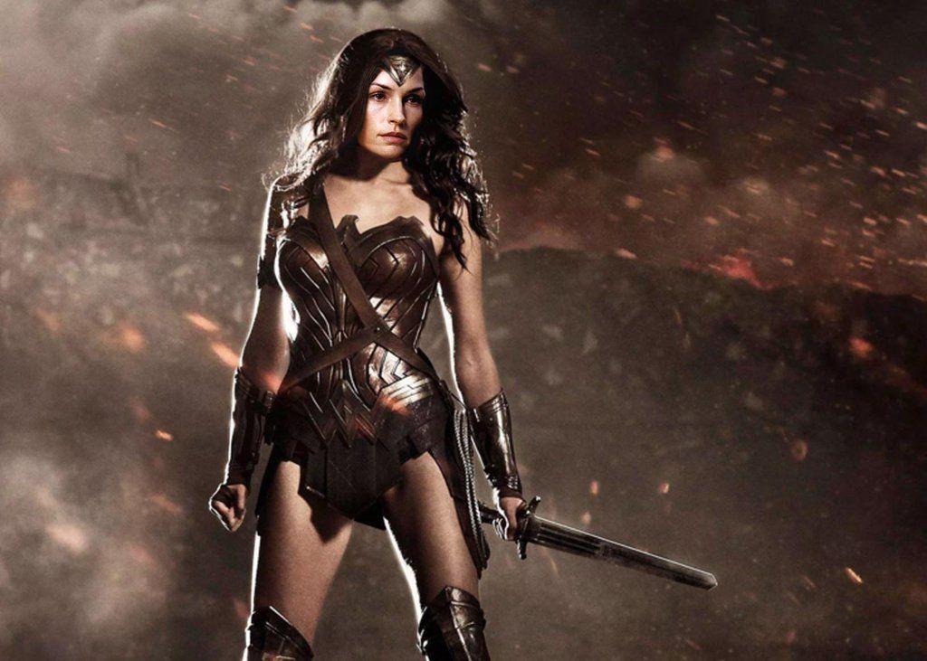 2abef69172 Famke Janssen as Wonder Woman by overjordan on DeviantArt