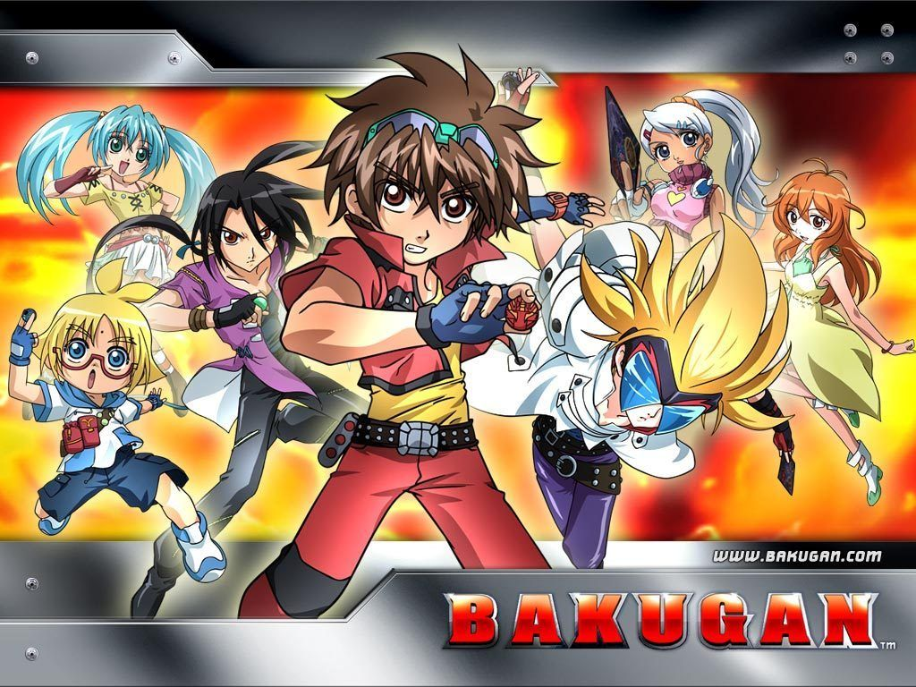 Bakugan tells the story of Dan and his friends as they