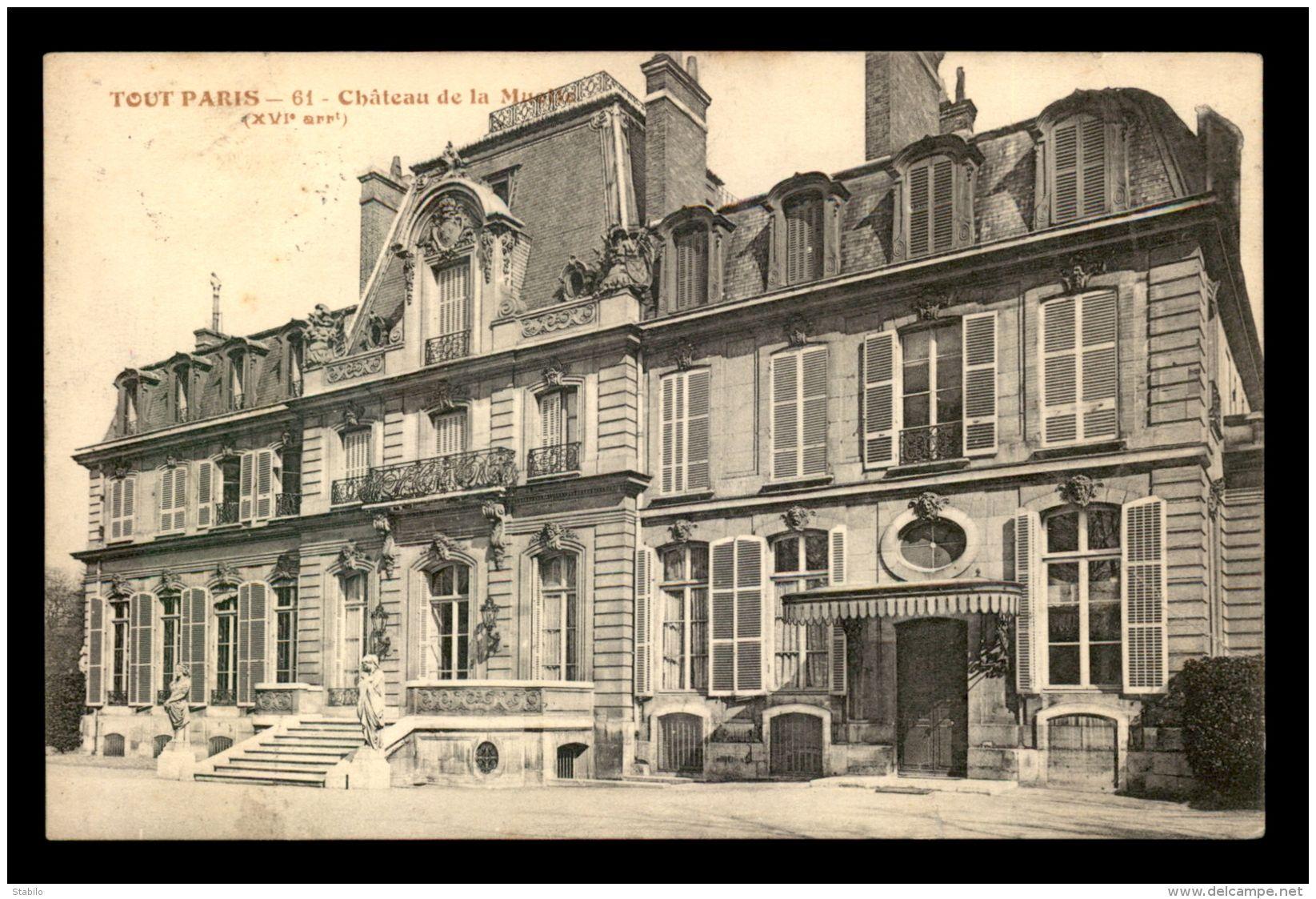 Muette chateau - Delcampe.net