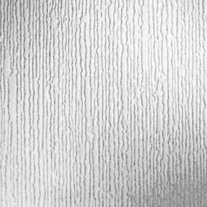 Graham & Brown Stria Paintable White Wallpaper 13947 in