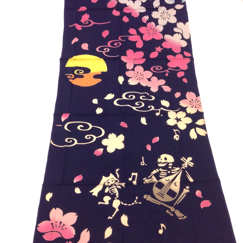 Alexander henry indochine kakomi kanji tea discount designer fabric - A Personal Favorite From My Etsy Shop Https Www Etsy Com