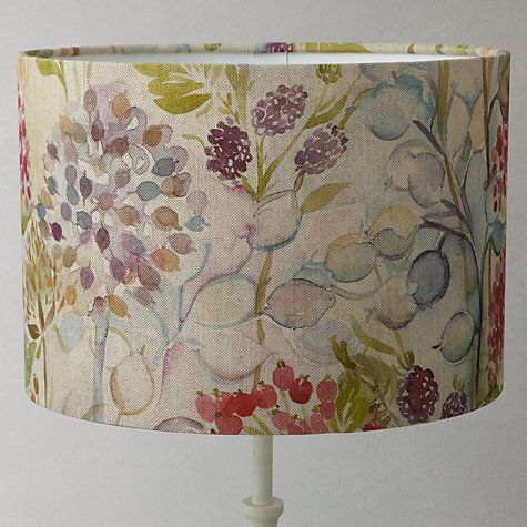 Buy Voyage Hedgerow Lampshade Online At Johnlewis Com Ceiling Lamp Shades Lamp Lamp Shade