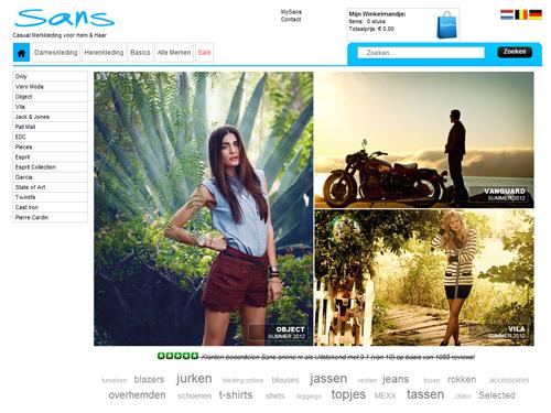 online kleding geen verzendkosten