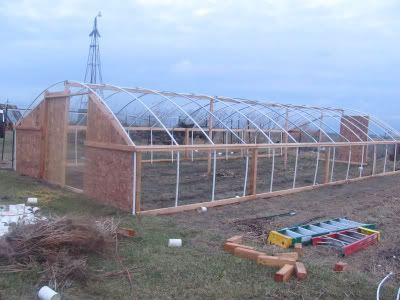 small pvc hoop greenhouse plans. I have an area prepped  retaining wall ground leveled everything that is Pvc GreenhouseGreenhouse IdeasGreenhouse